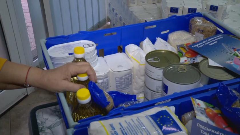 На 14 октомври в Поморие започва  раздаването на хранителни пакети на нуждаещи се