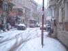Първи сняг в Поморие
