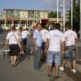 Общински съветници на ПП ГЕРБ в Несебър и симпатизанти на партията нанесоха ново лаково покритие на площада около фонтана пред кметството на с. Равда по случай празника на курортното селище...