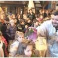 """Около 90 деца от ОДЗ """"Калина Малина"""" и училище СОУ """"Л.Каравелов"""" посетиха храм """"Успение Богородично"""" в стария Несебър в Деня на християнското семейство, съобщава пресцентъра на общината. Поканата за почитане..."""