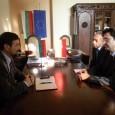 Днес областният управител Константин Гребенаров посрещна в кабинета си новоназначения Генерален консул на Република Турция Джем Улусой. Това е първото официално посещение, в Областна администрация, на дипломата от назначаването му...