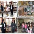 Изложбата е и първата от поредиците прояви по случай 130-годишнината от основаването на първото българско училище в Несебър  Изложбата беше открита от директорката на училището Тодорка Желязкова в присъствието...