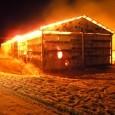 На 29.01.т.г. около 21.15 ч. в Районно управление «Полиция» – Средец е получено съобщение за горяща стопанска постройка, разположена в бившия стопански двор на с. Факия, общ. Средец, в която...
