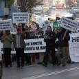 Еколози организираха протести в 12 града срещу проучването и добива на шистов газ. В 11 часа започнаха протестите във Пловдив, Шумен, Плевен, Бургас и Казанлък. В 11.30 часа ще започнаха...