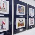 """Експозиция """"Европейски импресии"""" ще бъде открита в Поморие на 1 март от 17.30 часа в кв.""""Свети Георги"""", съобщиха от община Поморие. Знаковата експозиция на Полския културен институт представя сатиричните рисунки,..."""