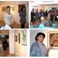 Варненската галерия Актив Арт предостави големия си салон за четвъртата самостоятелна изложба на несебърската художничка Видка Липчева. Експозицията се превърна в събитие №1 в културния афиш на Варна  В...