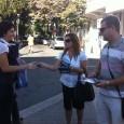 Младежи от областната структура на МГЕРБ-Бургас отбелязаха 18 октомври – Европейския ден за борба с трафика на хора, като се включиха в мащабна национална кампания. Те раздадоха информационни брошури във...