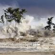 Вижте уникални кадри от цунамито, което днес връхлетя североизточното крайбрежие на Япония, след труса със сила от 7,3-7,4 по скалата на Рихтер, който бе усетен дори и в столицата Токио./КРОСС/...