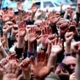 Около 50 привърженици на ГЕРБ излязоха в градинката до Народното събрание, за да подкрепят политиката на премиера в оставка Бойко Борисов. Повечето от събралите се бяха от София и не...